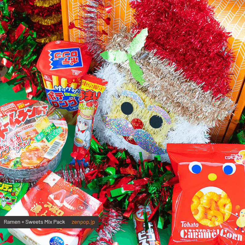Ramen + Sweets Mix - Holiday Feast Pack