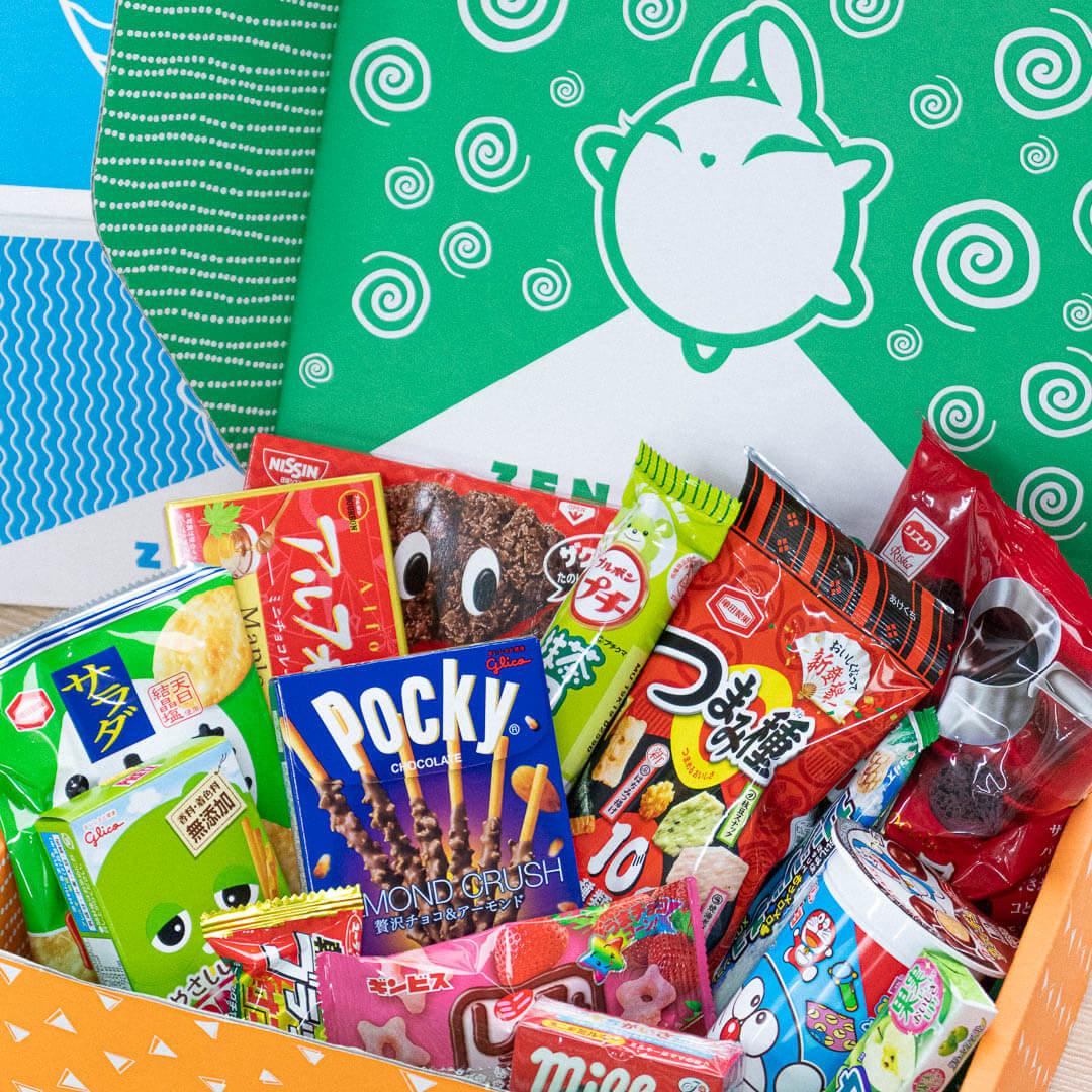 ZenPop's Chocolate Cafe Sweets Pack