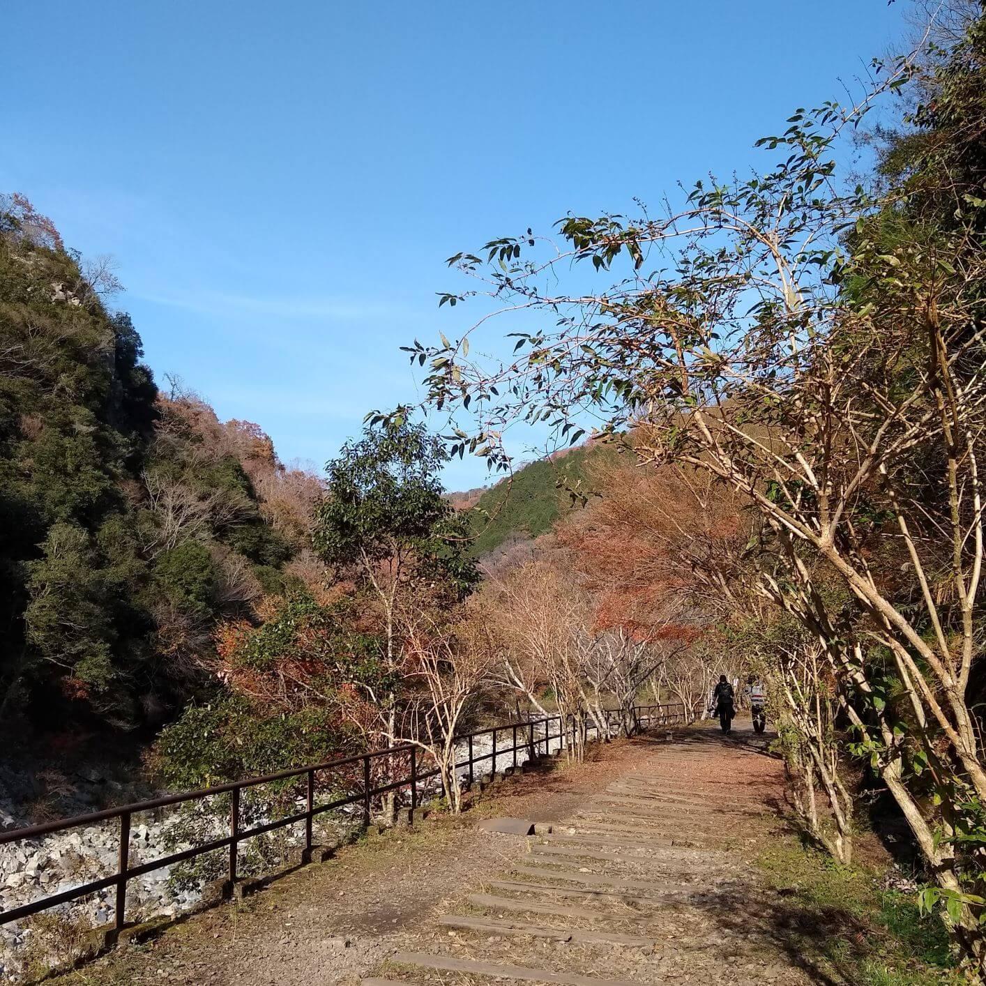 Takedao Train Tracks Trail, Osaka