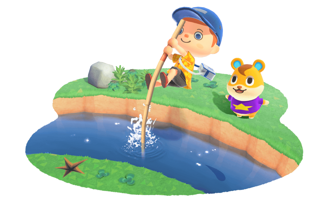 Animal Crossing New Features