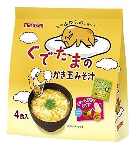 Gudetama Kakitama Soup