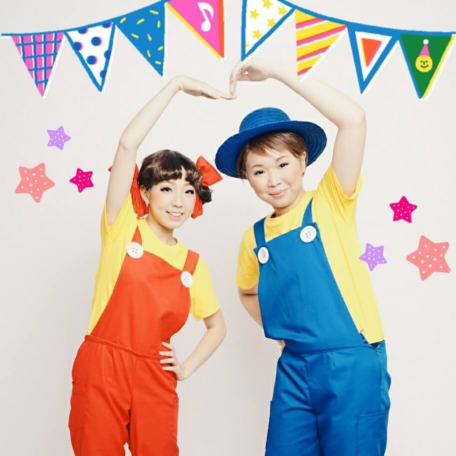 Peko-chan and Pok-chan Cosplay