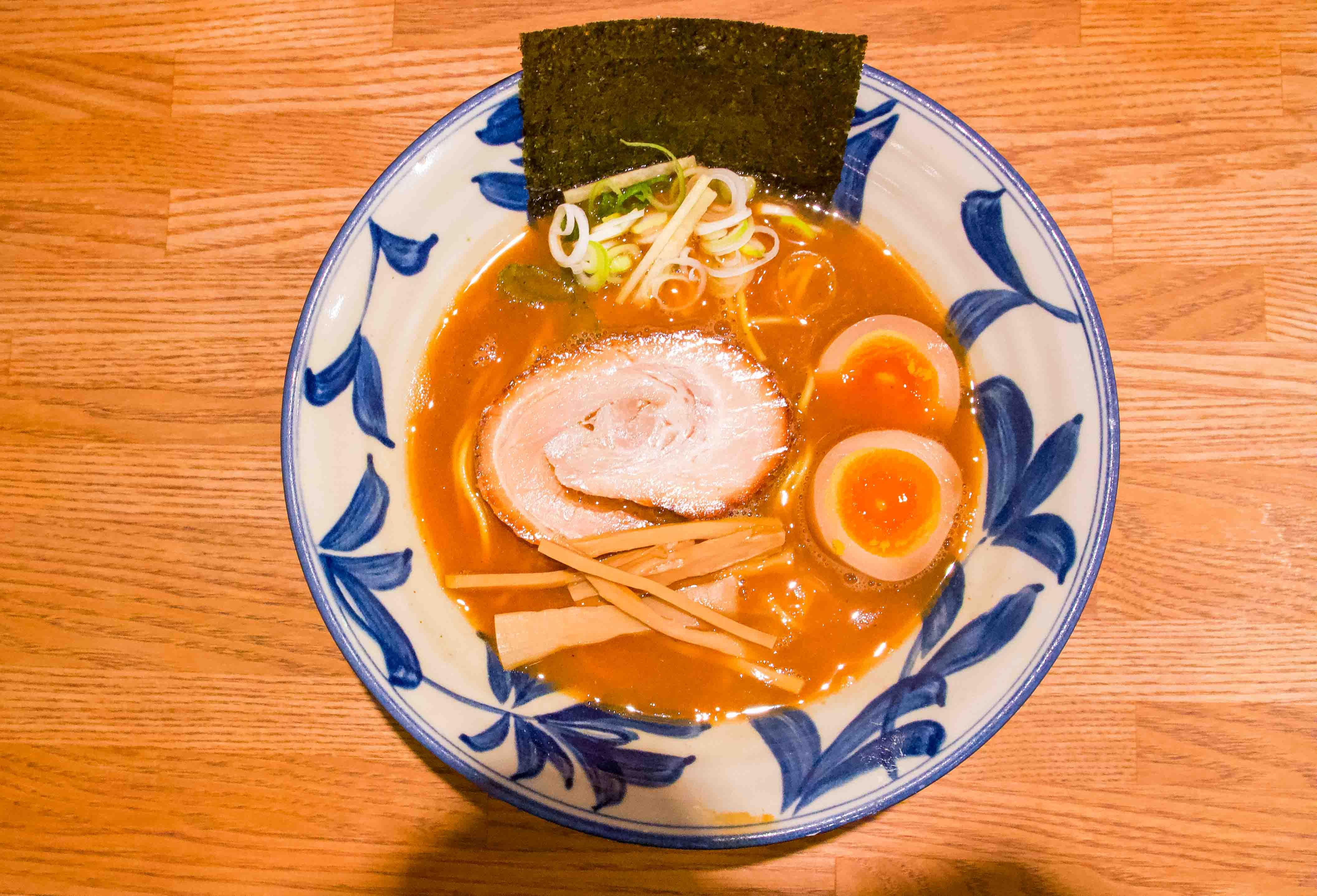Menya Nukaji(麺屋ぬかじ)