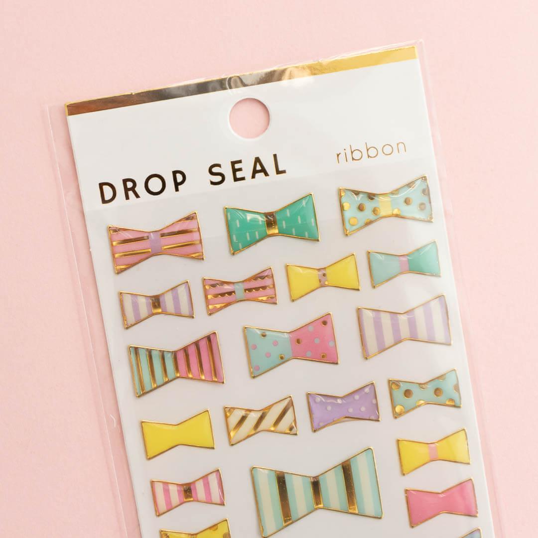 Active Corp Ribbon Drop Seals