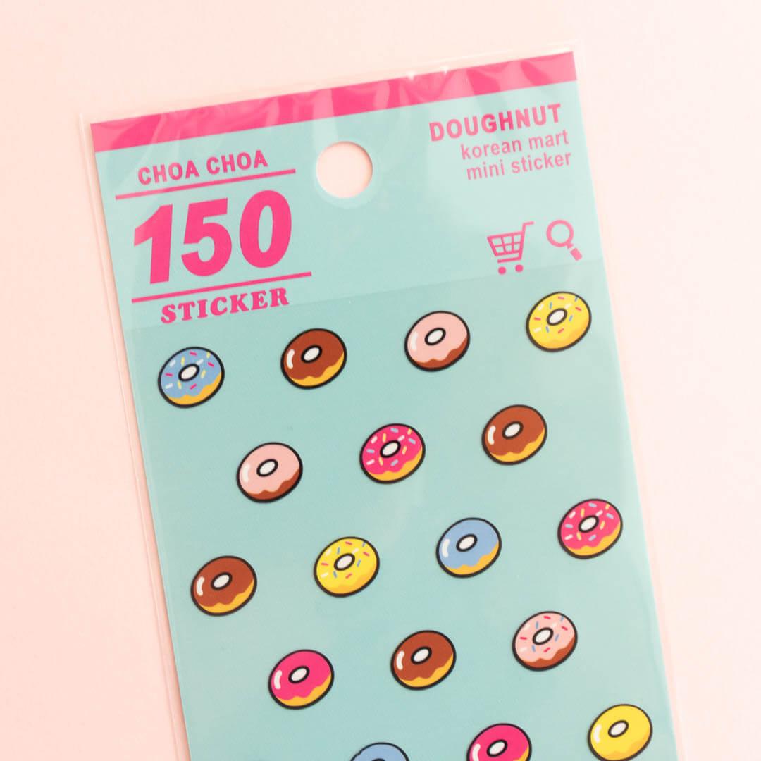 MindWave Choa Choa Sticker Set