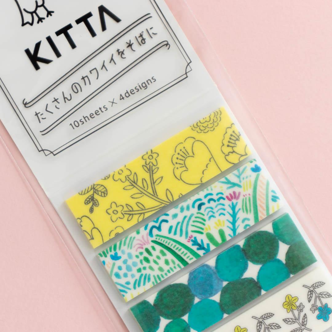 KITTA Pre-Cut Washi Tape
