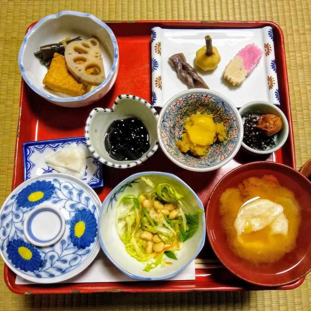 Shojin Ryoyri - Japanese Buddhist Vegetarian Cuisine