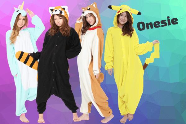 Kigurumi / Animal Onesie Costume