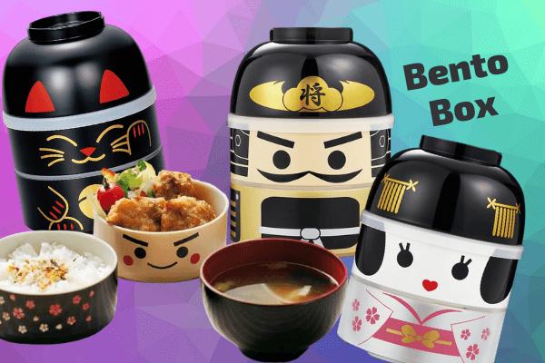 Japanese Lunch Box - Bento Box