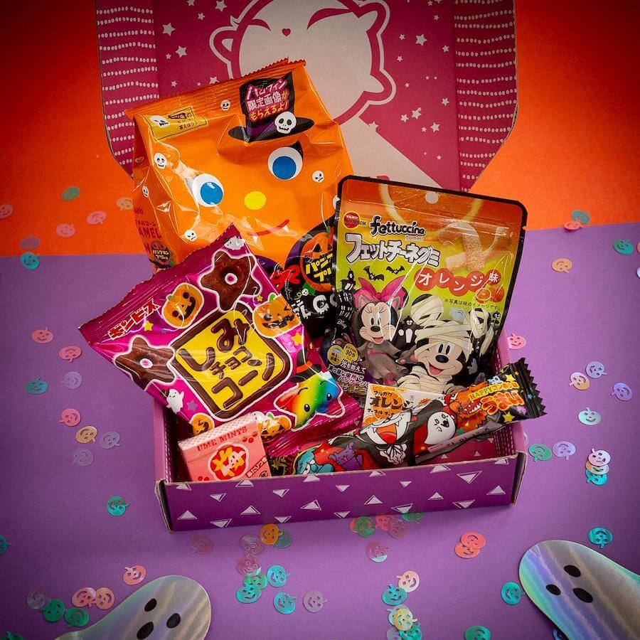 ZenPop's Taster Pack: Halloween