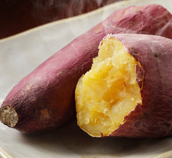 Japanese Sweet Potato or Satsumaimo