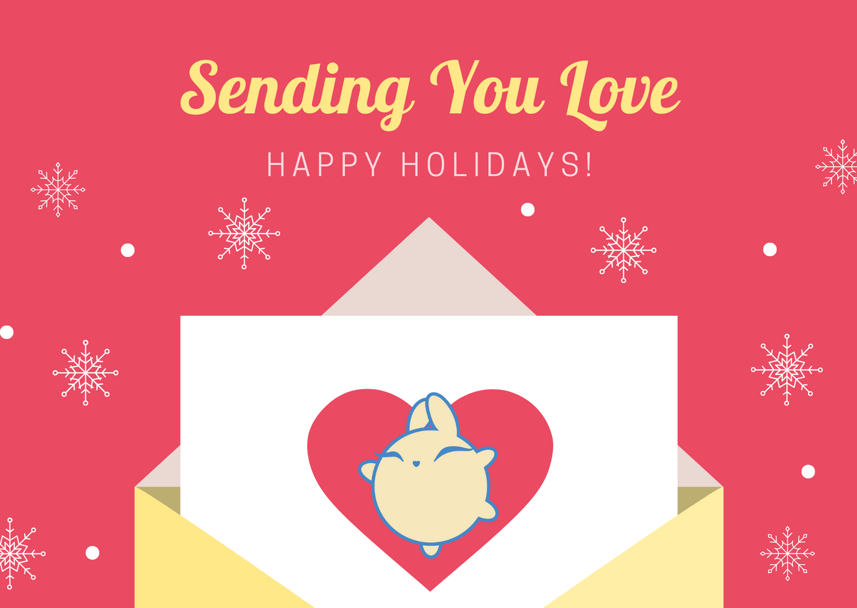 ZenPop Card - Sending You Love
