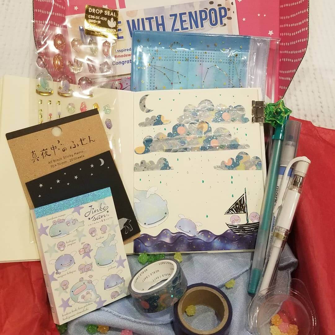 October's Made with ZenPop Winner