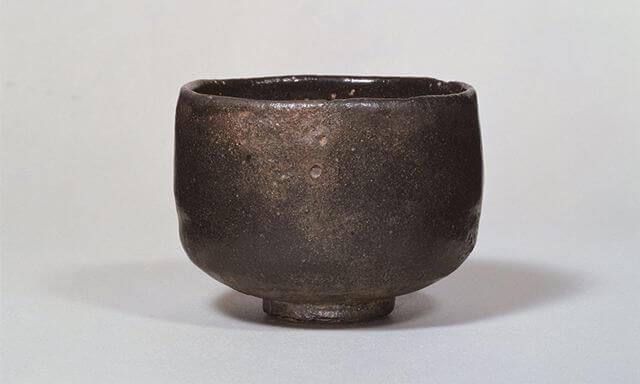 Raku family bowl