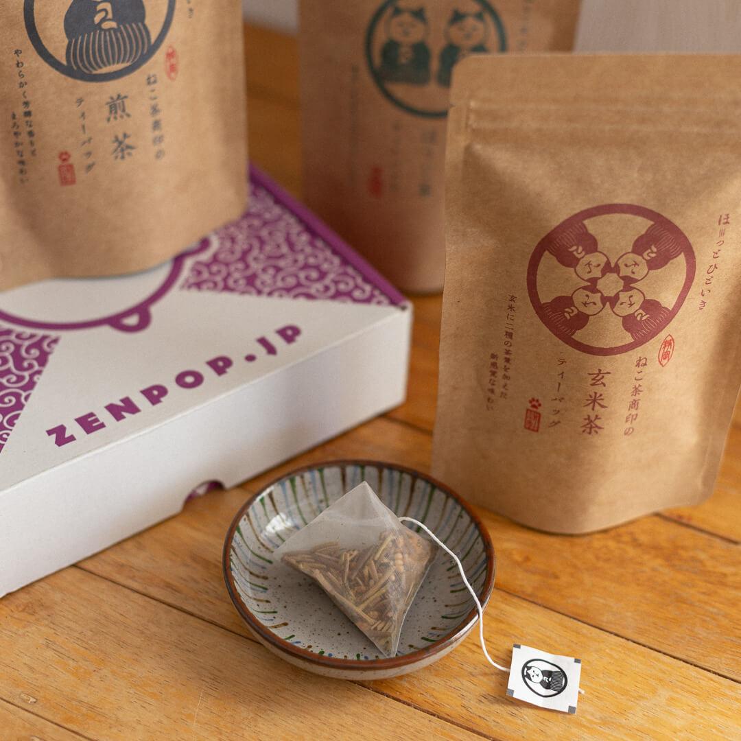 ZenPop Limited Tea Pack