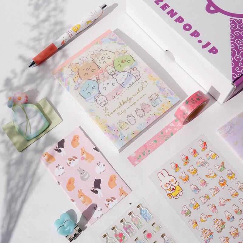 Usagi Garden Stationery Pack