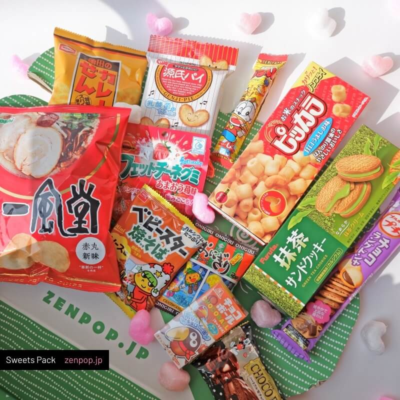 Sweets Pack