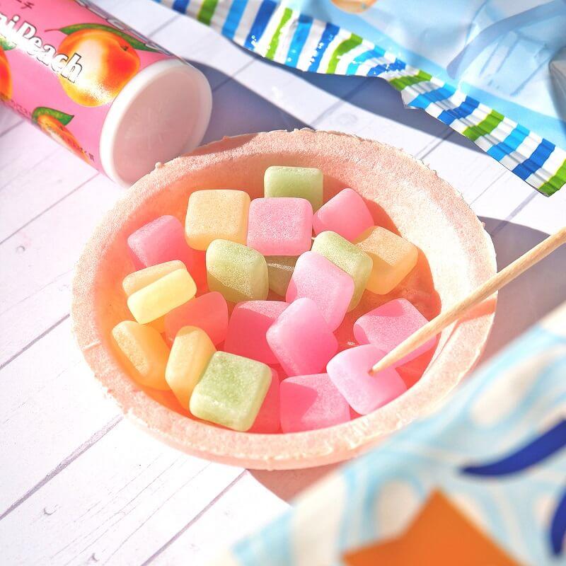 Japanese gummy