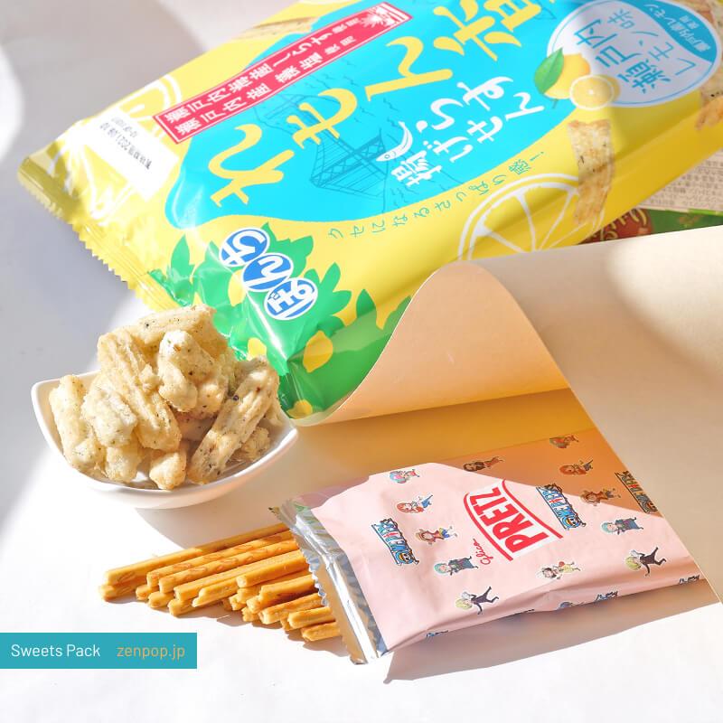ZenPop Sweets Pack: Fruity Delights