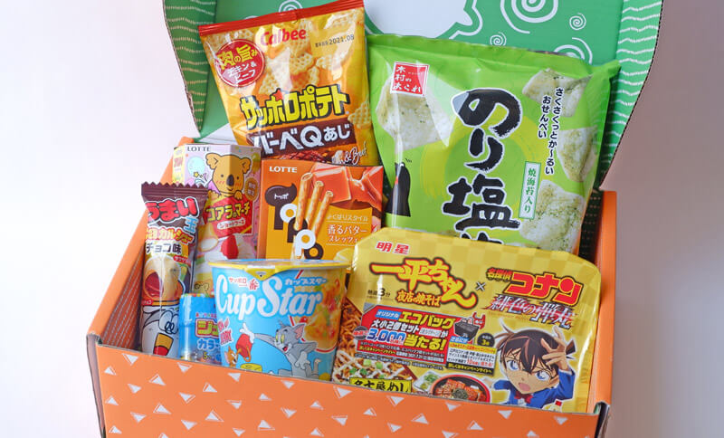 ZenPop June Ramen and Sweets Pack