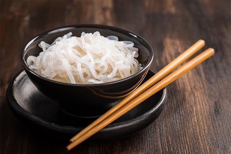 Japanese shirataki
