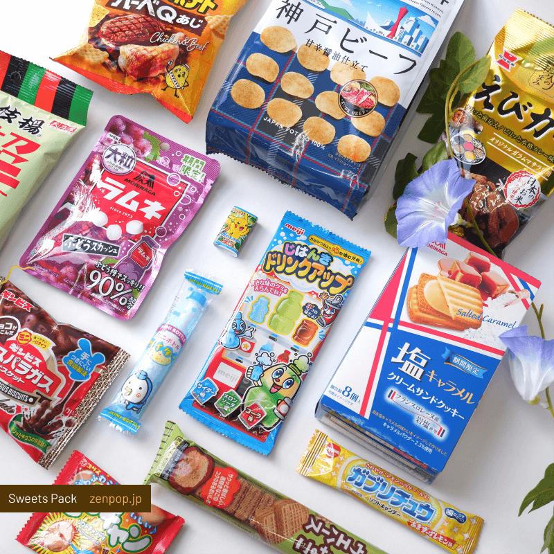 ZenPop Sweets Pack: July Picnic