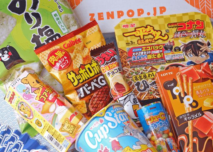 ZenPop Mix Pack