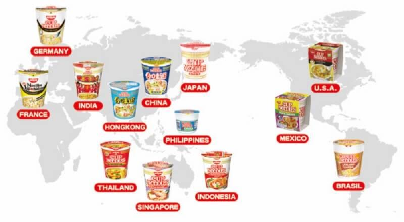 Nissin Foods