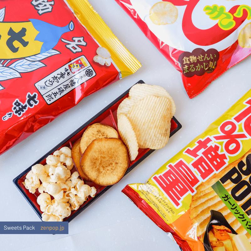 ZenPop Sweets Pack: Sweet Temptation