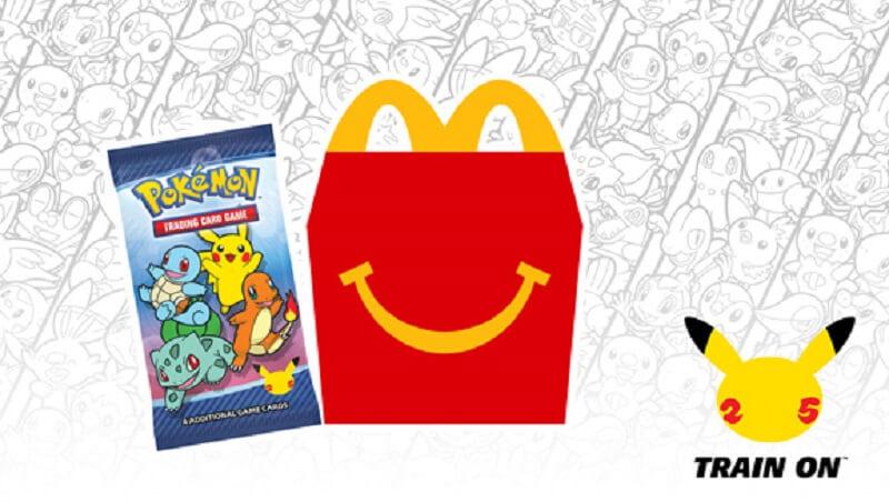 McDonald's Pokémon Collaboration