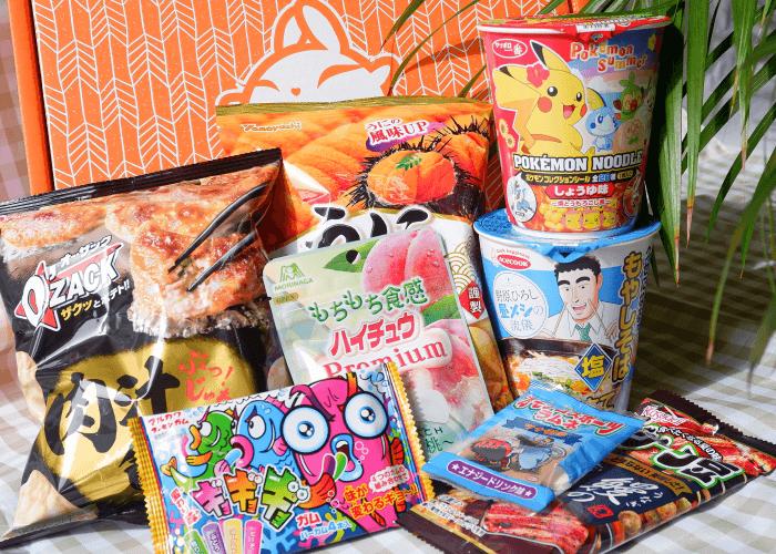 ZenPop's Lunchtime Treasures Mix Pack