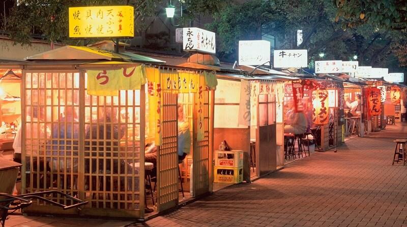 Hakata Ramen Stalls