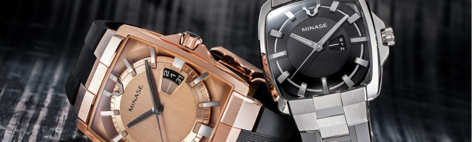 Discover Japanese Minase watches on ZenMarket