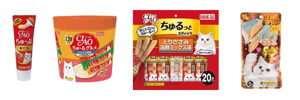 Buy Ciao Cat Treats on ZenMarket!