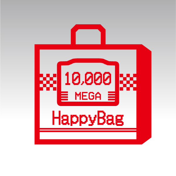 10000 JPY SNK Happy Bag