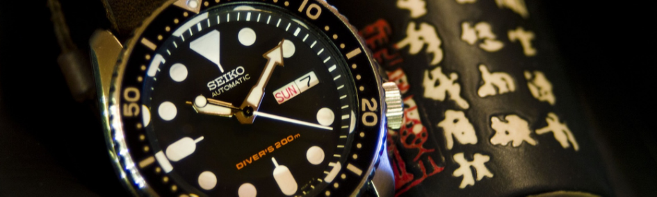 Browse Seiko Watches on ZenPlus