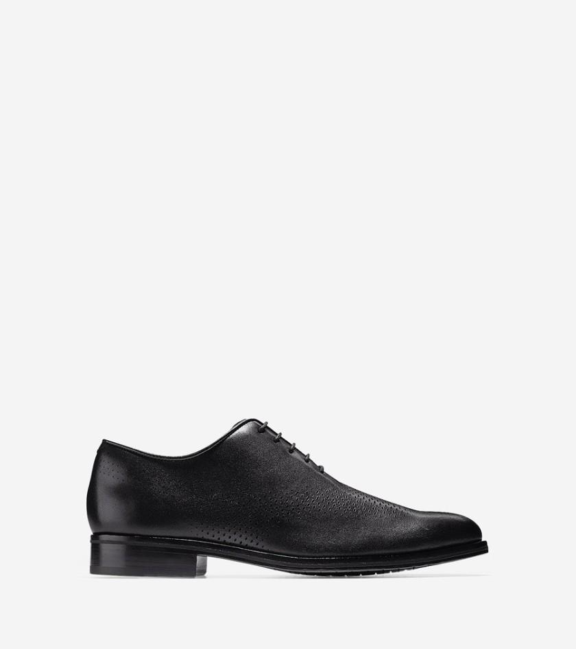Washington Ground Leather Wing Oxford