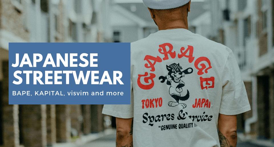 Shop The Best Japanese Streetwear Brands on ZenMarket