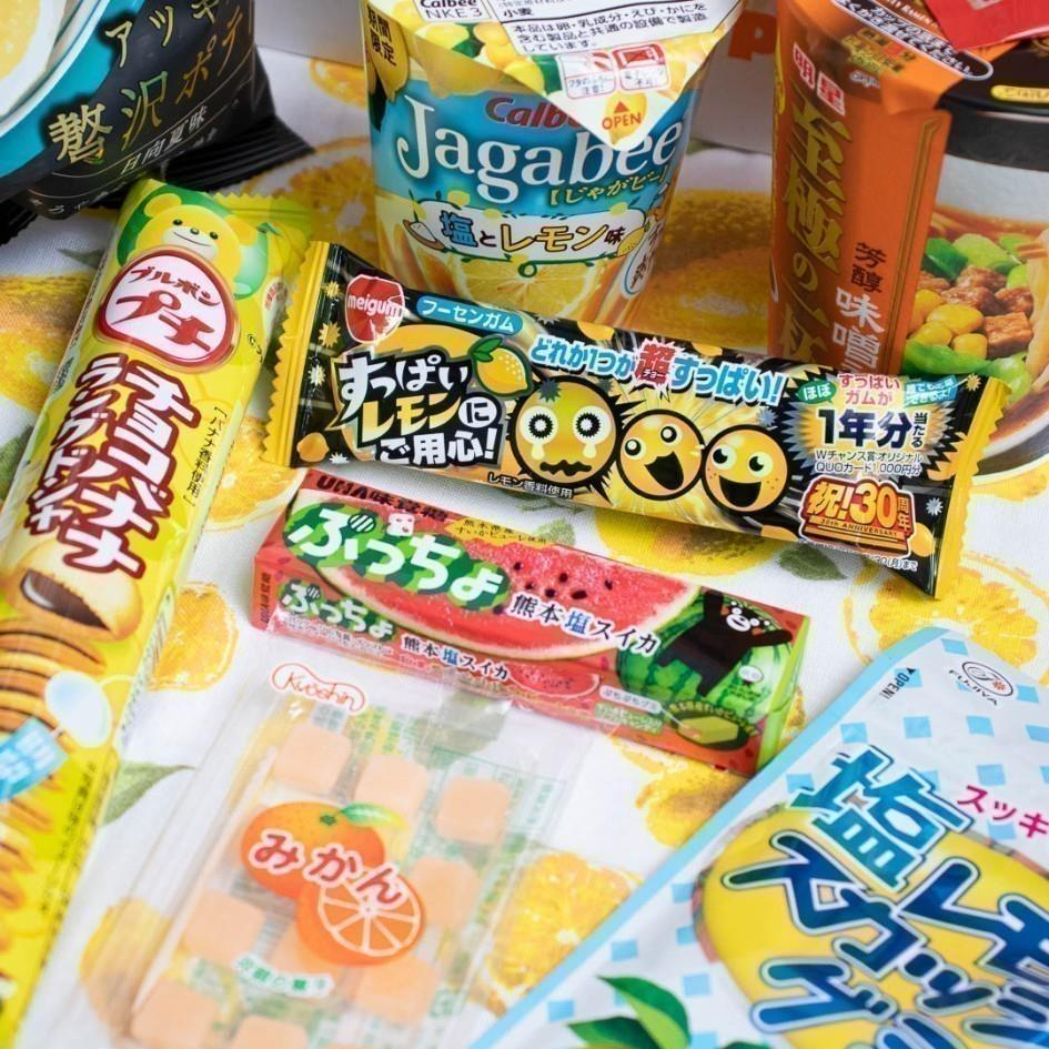 ZenPop's Ramen + Sweets Mix Pack
