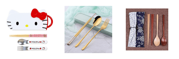Buy Cutlery Sets and other Bento Box Goodies on ZenMarket!