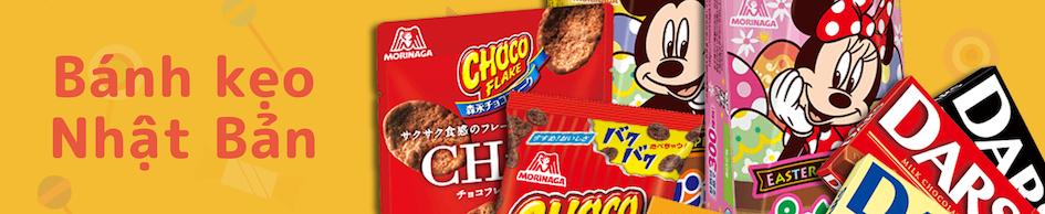 Mua bánh kẹo Nhật thông qua ZenMarket