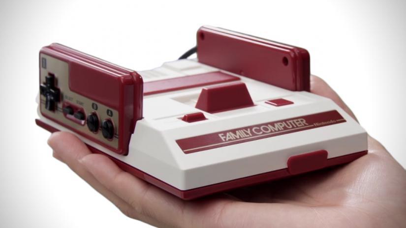 Japanese Famicom Mini Classic Console