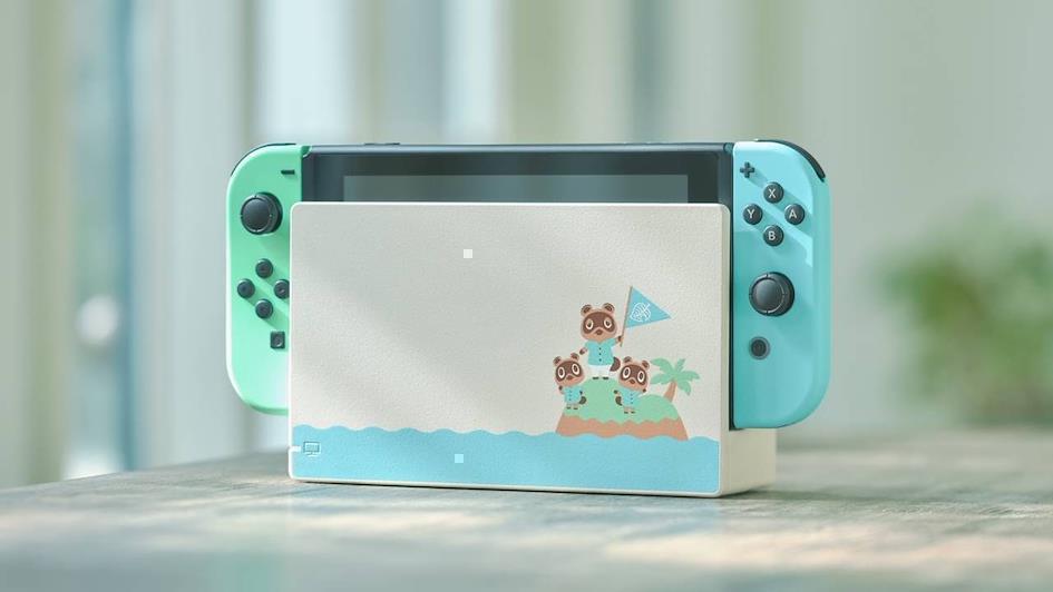 Nintendo Switch - Animal Crossing