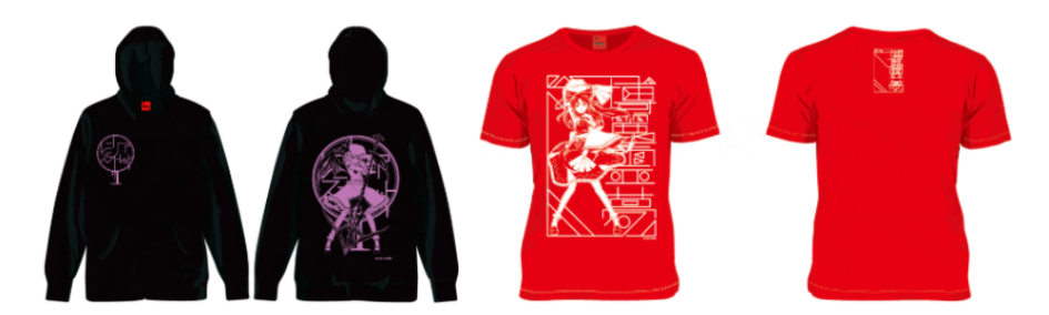 Touhou Project t-shirts and hoodies on ZenPlus