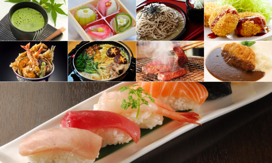 любимая японская еда - Zenmarket