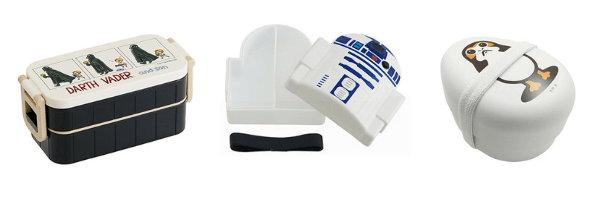 Shop Star Wars Bento Boxes on ZenMarket