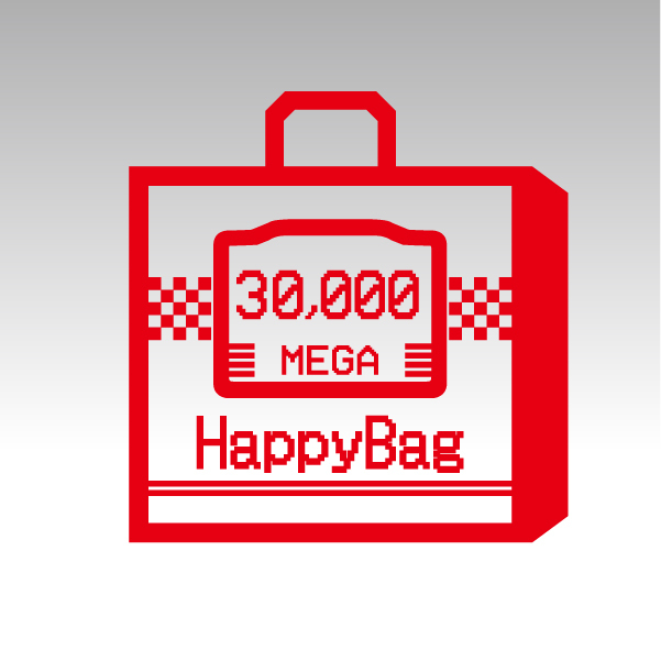30000 JPY Happy Bag