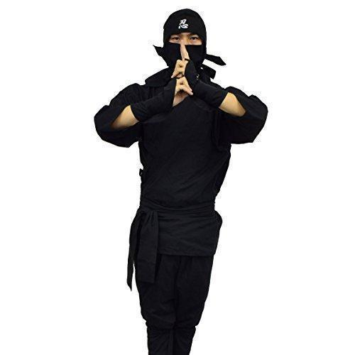 Ninja clothing on ZenMarket