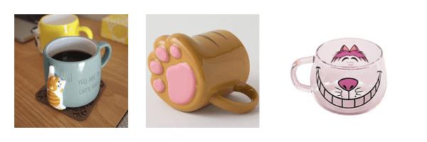 Shop Cat Mugs on ZenMarket!