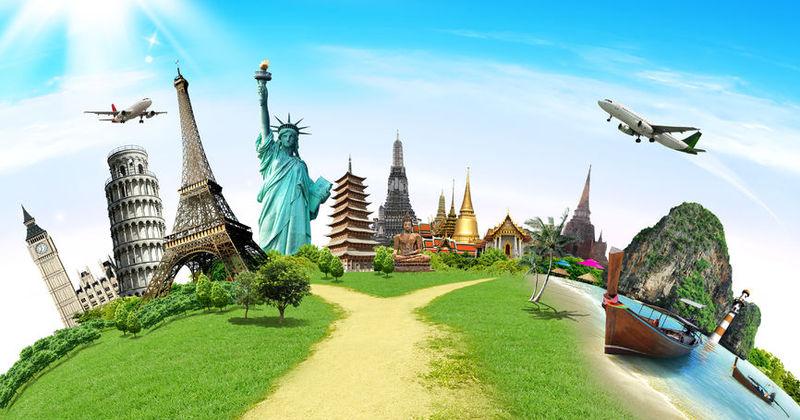 世界の観光地